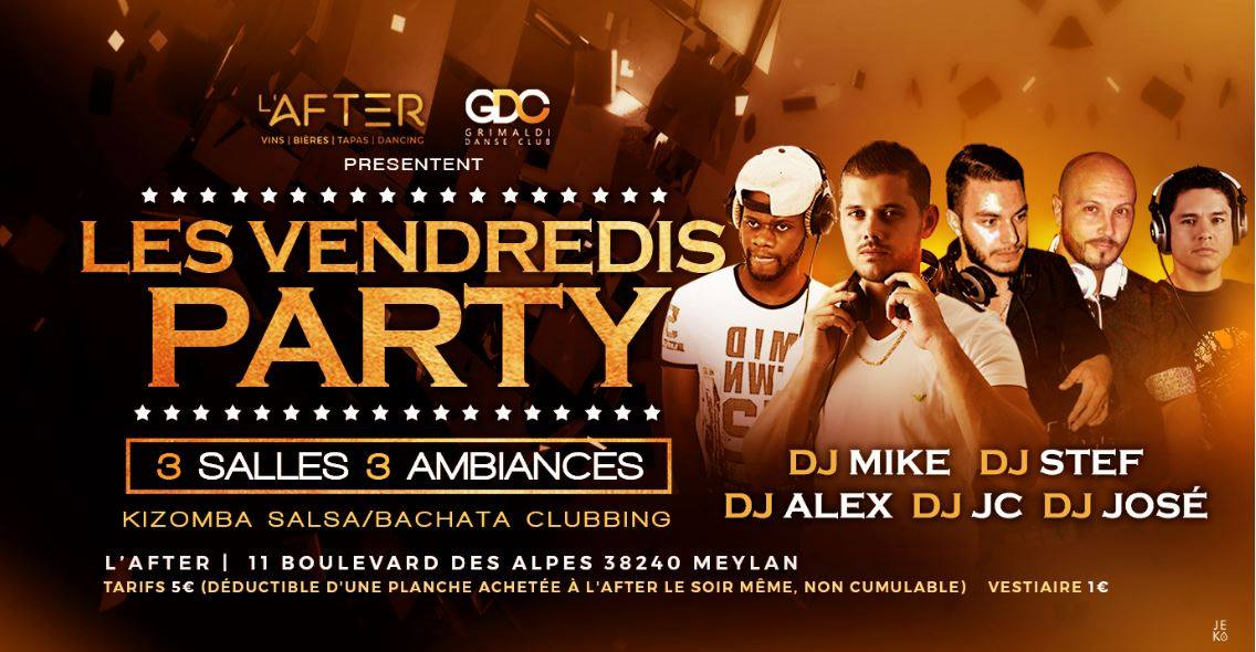 vendredi party